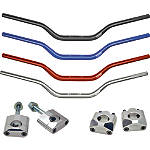 Turner Oversized Bar Mounts With Turner Oversized Handlebar Combo - Turner Performance Dirt Bike Dirt Bike Parts