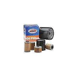 Twin Air Oil Filter - 2012 KTM 350SXF Twin Air Filter