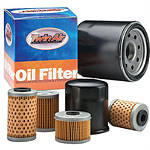 Twin Air Oil Filter - KTM 2nd Filter - Twin Air ATV Engine Parts and Accessories