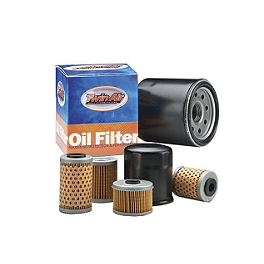 Twin Air Oil Filter - K&N Cartridge Oil Filter