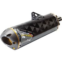 Two Brothers M-7 Complete Carbon Fiber Exhaust