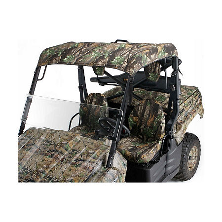 Kawasaki Genuine Accessories Soft Top - Realtree - Main