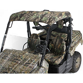 Kawasaki Genuine Accessories Soft Top - Realtree - 2012 Kawasaki TERYX 750 FI 4X4 Kawasaki Genuine Accessories Hitch Draw Bar