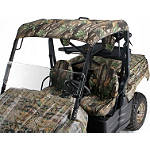 Kawasaki Genuine Accessories Soft Top - Realtree - Kawasaki OEM Parts Utility ATV Covers and Roofs