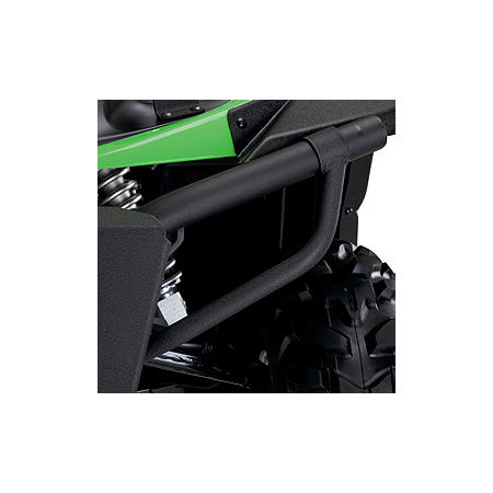 Kawasaki Genuine Accessories Bumper Braces - Wrinkle Black - Main
