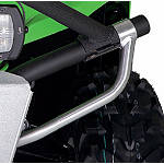 Kawasaki Genuine Accessories Bumper Braces - Aluminum - Kawasaki OEM Parts Utility ATV Winches and Bumpers