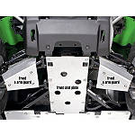 Kawasaki Genuine Accessories Front Skid Plate - Kawasaki OEM Parts Utility ATV Skid Plates