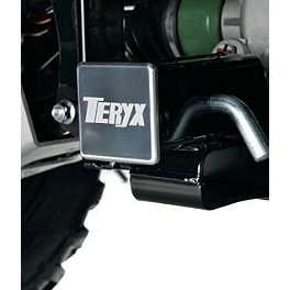 Kawasaki Genuine Accessories Hitch Cover - 2010 Kawasaki TERYX 750 FI 4X4 Kawasaki Genuine Accessories Storage Cover