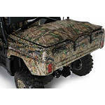 Kawasaki Genuine Accessories Bed Tonneau Cover - Black - Kawasaki OEM Parts Utility ATV Covers and Roofs