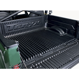Kawasaki Genuine Accessories Slip-Resistant Bed Liner - Kawasaki Genuine Accessories Underseat Storage Bin