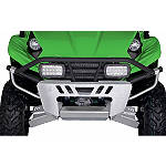 Kawasaki Genuine Accessories Brush Guard Bumper - Kawasaki OEM Parts Utility ATV Winches and Bumpers