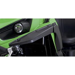 Kawasaki Genuine Accessories Fender Flares - Kawasaki Genuine Accessories Center Console