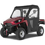 Kawasaki Genuine Accessories Complete Soft Enclosure - Utility ATV Body Parts and Accessories