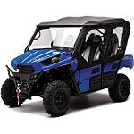 Kawasaki Genuine Accessories Soft Cabin Doors - Utility ATV Body Parts and Accessories