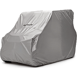 Kawasaki Genuine Accessories Storage Cover - 2012 Kawasaki TERYX4 750 FI 4X4 Kawasaki Genuine Accessories Storage Cover