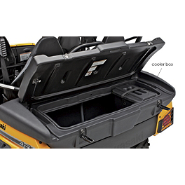 Kawasaki Genuine Accessories Cooler Box - Kawasaki Genuine Accessories Cargo Box