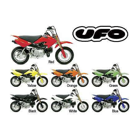 UFO CRF50 Plastic Kit - Main