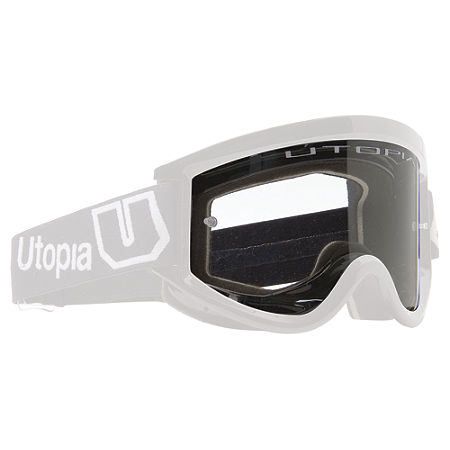 Utopia Too Dirty Clear Vision System Lens Clear - Main