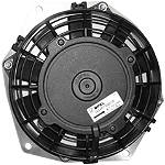Universal Parts Inc High Performance Cooling Fan - Universal Parts Inc. ATV Parts