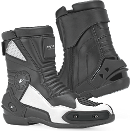 Vega 12 O'Clock Sport Boots - Vega 12 O'Clock Sport Replacement Toe Sliders