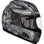 Vega Altura Helmet - Lock' N Load - Helmetlok Cruiser Products