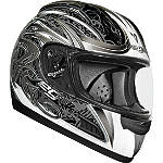 Vega Altura Helmet - Slayer - Womens Full Face Dirt Bike Helmets