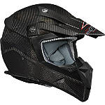 Vega Flyte Helmet - Carbon Fiber - VEGA-PROTECTION Dirt Bike kidney-belts