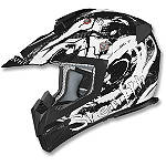 Vega Flyte Helmet - Kaos - Vega Dirt Bike Products