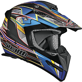 Vega Flyte Helmet - Speed - Vega Flyte Helmet - Horror Graphic