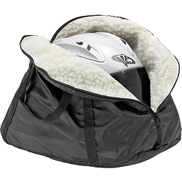 Vega Nylon Full Face Helmet Bag - Scott Helmet Bag