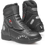 Vega Matrix Boots - Short/Mid Motorcycle Boots