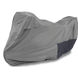 Vega Motorcycle Cover - Dowco EZ Zip Motorcycle Cover