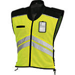 Vega Mesh Safety Vest -  Motorcycle Safety Gear & Protective Gear