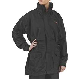 Vega Rain Gear Jacket - Nelson-Rigg AS-3000 Aston Two-Piece Rain Suit