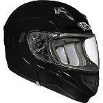 Vega Summit II Modular Helmet -  Dirt Bike Flip Up Modular Helmets
