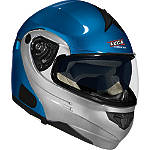 Vega Summit 3.0 V-Com Modular Helmet - Motorcycle Helmets and Accessories