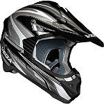 Vega Viper Helmet - Edge - VEGA-FOUR Vega Dirt Bike