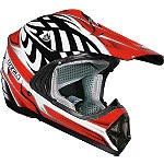 Vega Viper Helmet - Kraze - Dirt Bike Off Road Helmets