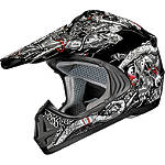 Vega Viper Helmet - No Guts No Glory - Vega Dirt Bike Products