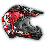 Vega Viper Helmet - Tagg - Dirt Bike Off Road Helmets