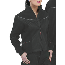 Vega Women's Meridian Fleece Jacket - Air Force Blaster Motorcycle Dryer