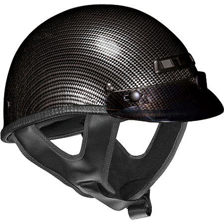 Vega XTS Helmet - Carbon Fiber Graphic - Main