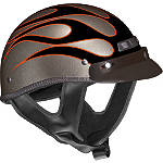 Vega XTS Helmet - Flame - Dirt Bike Products