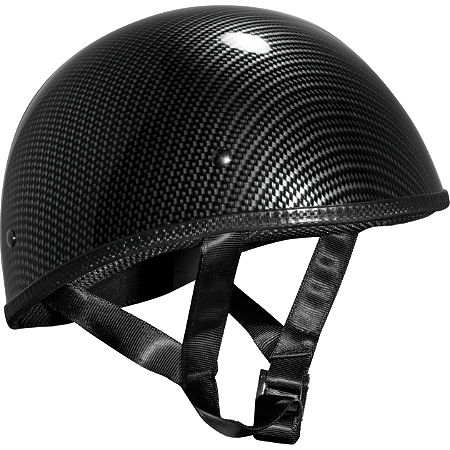 Vega XTS Naked Helmet - Carbon Fiber Graphic - Main