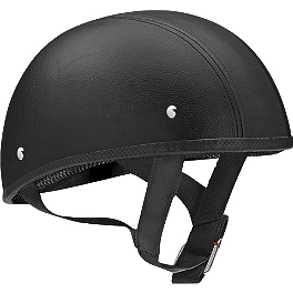 Vega XTS Naked Helmet - Leather - Vega XTS Helmet - Leather