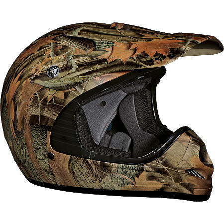 Vega Youth Mojave Helmet - Forest Camo - Main