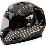 Vemar Eclipse Helmet - Carbon Fiber - Vemar Cruiser Helmets and Accessories