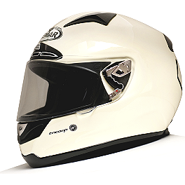 Vemar Eclipse Helmet - Night Vision - Yoshimura R-77D Dual Outlet Full System Exhaust - Stainless Steel