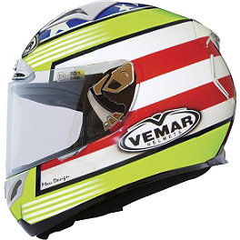 Vemar Eclipse Helmet - Racer - Vemar Eclipse Helmet - Metha Night Vision
