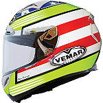 Vemar Eclipse Helmet - Racer - Full Face Motorcycle Helmets